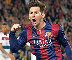 Messi kupa kazanmaya devam ediyor