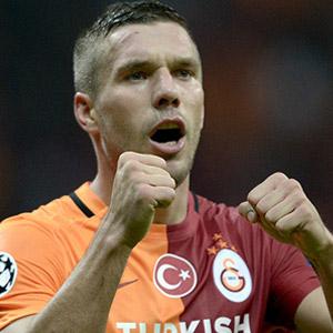 Sneijder'in yerine Podolski