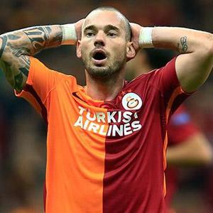 Sneijder'den Hamzaoğlu açıklaması !