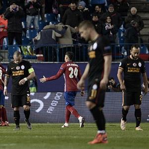 Galatasaray aslında Madrid'e gitmemiş !