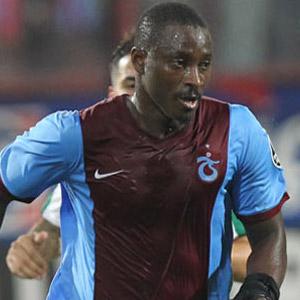 Trabzonspor'da, N'Doye siftah yapamadı