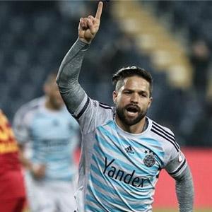 Diego veda etti !