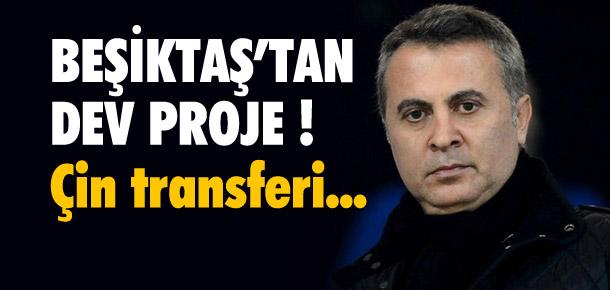 Beşiktaş, Çin'den futbolcu alacak !