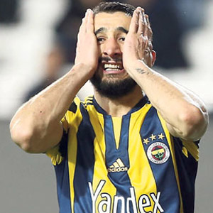 Fenerbahçe'ye sarı kart şoku