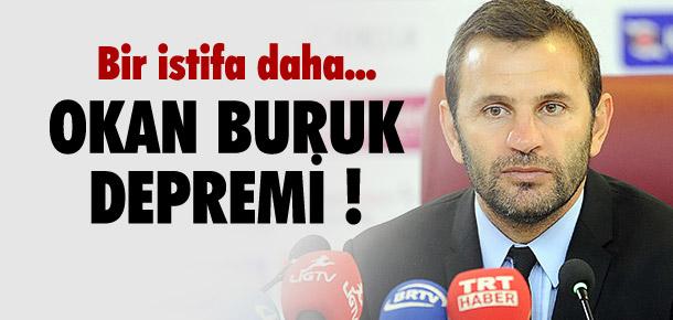 Okan Buruk istifa etti !