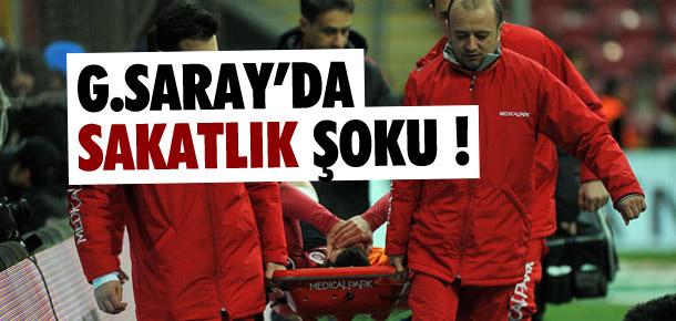 Galatasaray'da Sinan Gümüş şoku