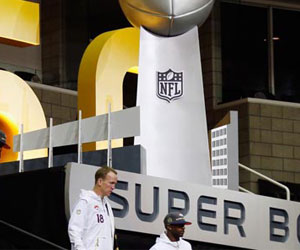 Super Bowl'dan müthiş katkı !