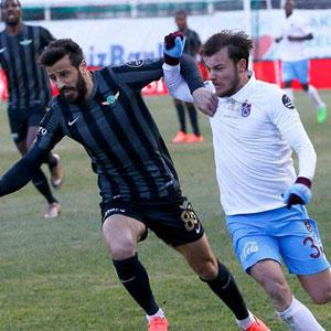 Trabzonspor'a Akhisar darbesi !