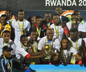 Afrika'da şampiyon Demokratik Kongo