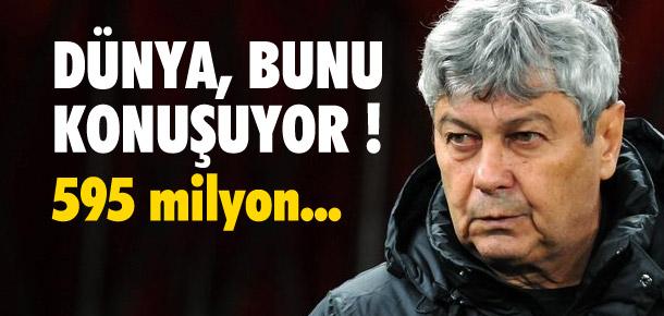 Shakhtar'da Lucescu mucizesi ! 595 milyon TL...