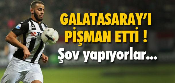 Galatasaray'ı pişman etti !