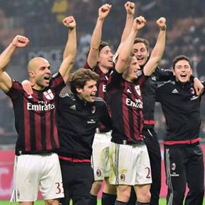 Çinliler şimdi de Milan'ı alıyor !
