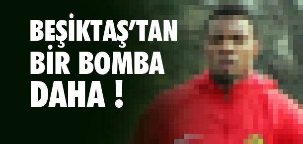 Beşiktaş'tan Akaminko sürprizi