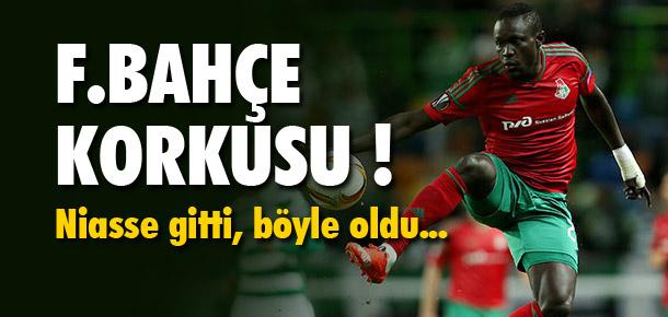 Fenerbahçe korkusu ! Niasse yoksa gol de yok