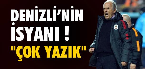 Mustafa Denizli: ''Psikolojim iyi değil''