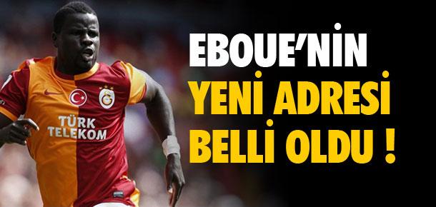 Eboue'nin yeni adresi belli oldu !