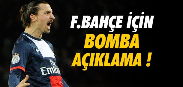 Bomba iddia ! Zlatan İbrahimovic...