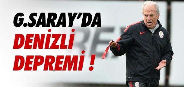 Mustafa Denizli depremi !