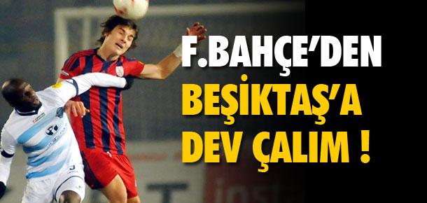 Fenerbahçe'den Beşiktaş'a dev çalım !