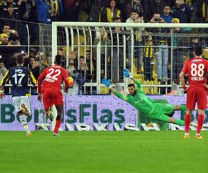 Fenerbahçe'den penaltı serisi