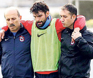 Trabzonspor'a şok üstüne şok !