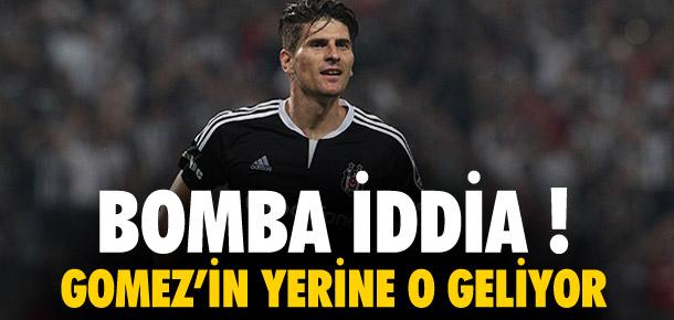 Gomez giderse, Dzeko gelecek !