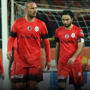 Galatasaray ağır yaralı !