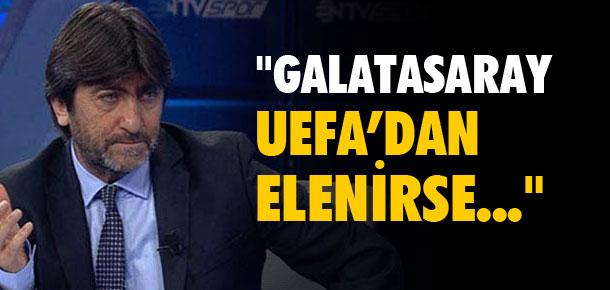 Rıdvan Dilmen'den olay açıklama !