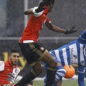 Feyenoord'a büyük şok !