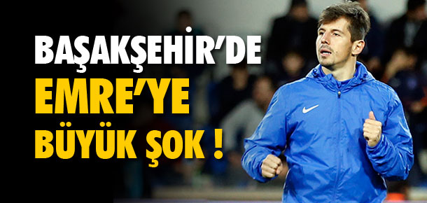 Emre Belözoğlu'na büyük şok !