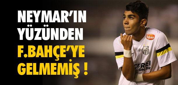 Neymar yüzünden gelmedi !