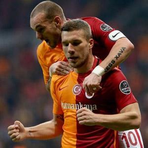 Galatasaray ile Manchester United karşılaşıyor