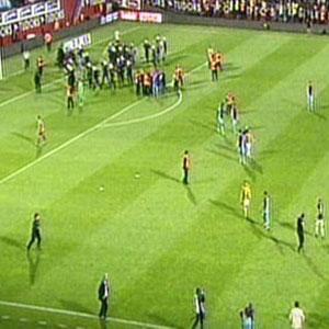 Trabzon'da korkutan gerginlik !