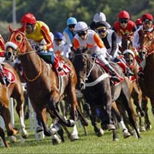 At yarışlarında eylem !