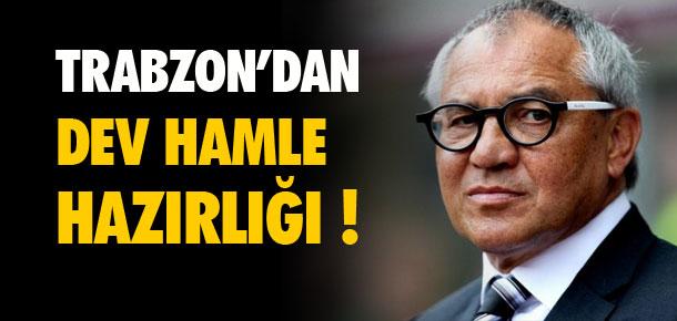 Trabzon'dan dev hamle hazırlığı !