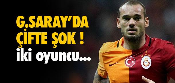 Galatasaray'ın Bursaspor kadrosu