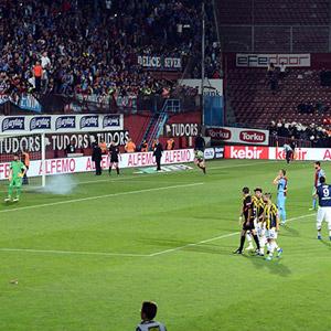 Fenerbahçe 4-0 hükmen galip !