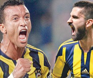 Fenerbahçe'nin gücü kanatlarında