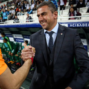 Hamzaoğlu'dan Galatasaray açıklaması