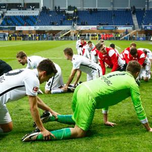 Freiburg yeniden Bundesliga'da