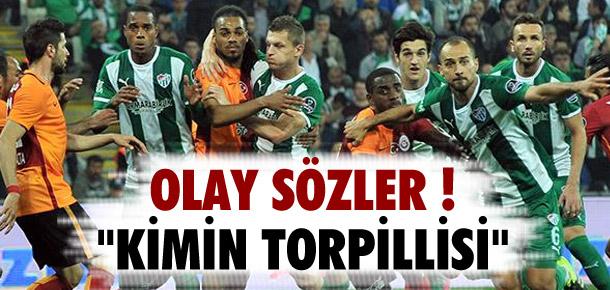 Bursaspor-Galatasaray maçı yorumları