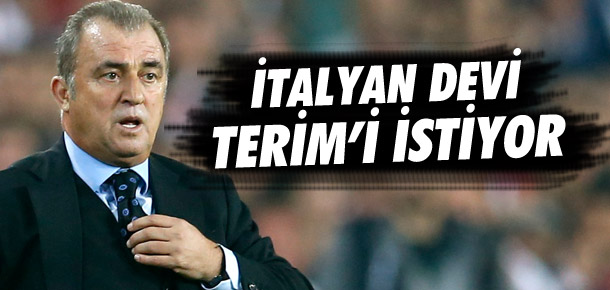 Lazio Fatih Terim'in peşinde !