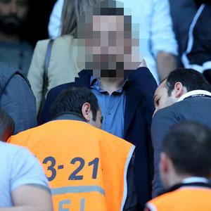 Vodafone Arena'da Tuncay Şanlı sürprizi