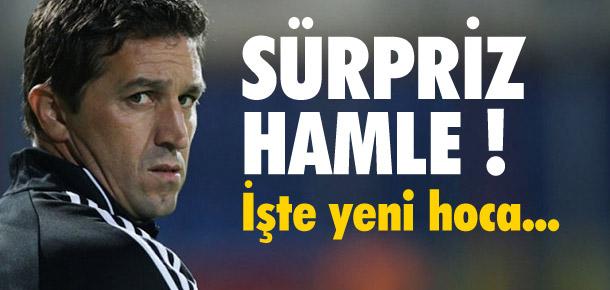 Trabzonspor'dan Besnik Hasi sürprizi