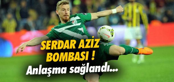 Serdar Aziz bombası !