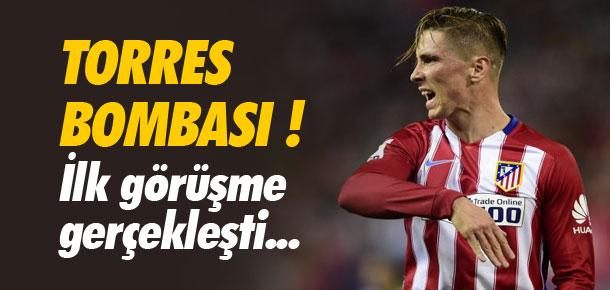 Fernando Torres bombası !