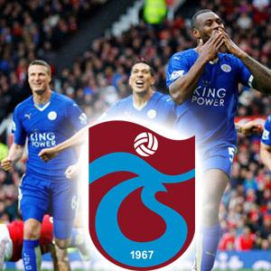 Trabzonspor'dan imalı kutlama