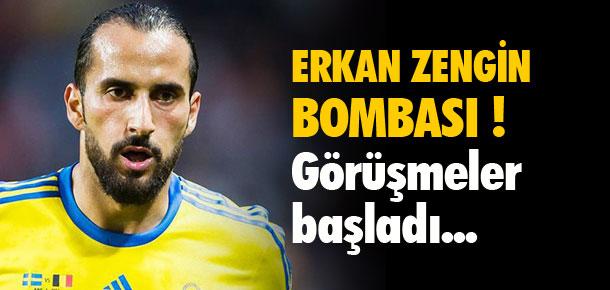 Erkan Zengin bombası !