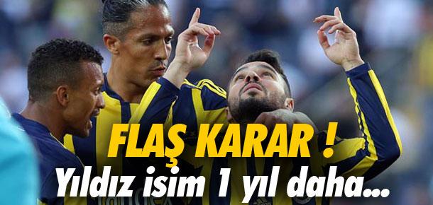 Fenerbahçe'den flaş karar !