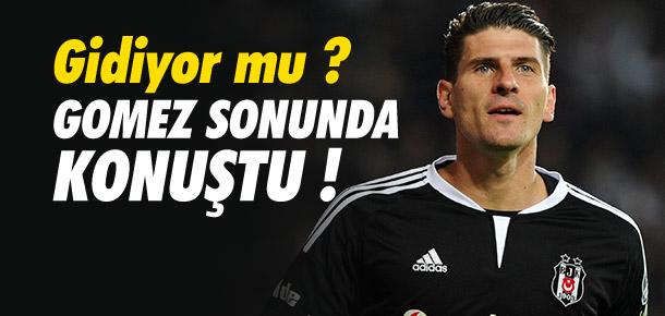 Ve Mario Gomez açıkladı ! Transfer...
